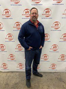 911 Restoration of Central Missouri owner Brent Scrivner